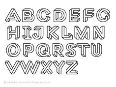 Small sample of Macula, an impossible typeface. It is being finished as we speak.