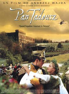 Pan Tadeusz (1999) Polonia. Dir: Andrzej Wadja. Drama. Guerras napoleónicas - DVD CINE 389