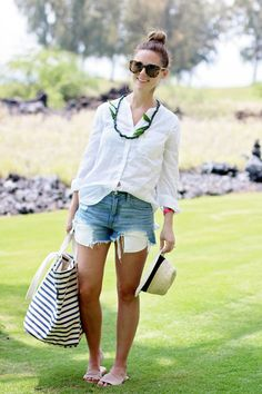 jillgg's good life (for less) | a west michigan style blog: my everyday style: summer basics!