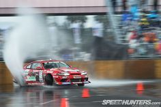 D1gp Odaiba 2012>>  A Soaked Odaiba by Dino Dalle Carbonare