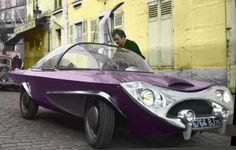 Panhard Le Zebre 1953