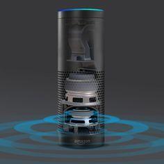 Echo Smart Home Device Echo Speaker, Music Speakers, Bluetooth Speakers, Portable Speakers, Amazon Echo, Alexa Compatible Devices, Alexa Home, Tecnologia, Home