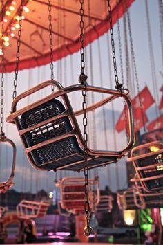 At the fair...