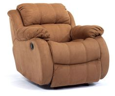 Living Room Decor on a Budget: Bess Reclining Chair by Flexsteel. At Kensington Furniture for $899.99