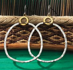#Silpada Dynamic Duo Earrings