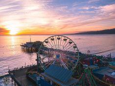 Photo Credit: Karah Kay List Challenges, Santa Monica, Photo Credit, Fair Grounds, Bucket, California, Travel, Viajes, Buckets