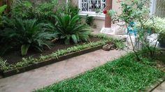 Mi jardín de frente
