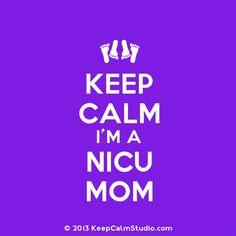 NICU mom
