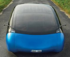Futuristic Vehicle, Antro Unveils a Solar Car That Splits into Two Vehicles!