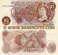Bank of England logo. Back: Bank of England logo: Brita. Old British Coins, Money Notes, Bank Of England, Old Money, World Coins, Old English, The Good Old Days, My Childhood Memories, Great Britain