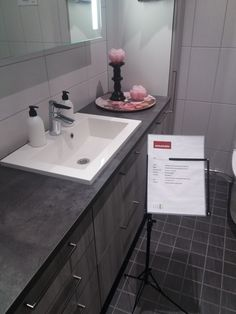 Grey toilet decor Grey Toilet, Double Vanity, Sink, Bathroom, Home Decor, Sink Tops, Washroom, Vessel Sink, Decoration Home