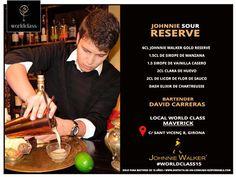 Ven al Maverick a disfrutar de la propuesta para la #worldclass15 de nuestro bartender #davidcarreras! #worldclassspain #diageoreseve #maverick www.maverickcocktailbar.com