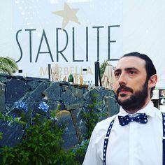 En #starlite #marbella con nuestra Pajarita y tirantes a juego! #star #moda #bloggers #marbs #malaga #love #oodt #menstyle #fashionpost #fashionstyle #amazing #beauty #model #celebrity #cute