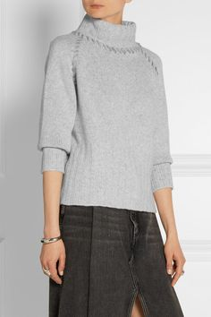 The Elder Statesman | Cashmere turtleneck sweater | NET-A-PORTER.COM