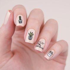 Diseños de Uñas para Chicas súper Coquetos y Lindos - Fashion Trends 2020 Modadiaria 每日时尚趋势 2020 时尚 Fancy Nails, Cute Nails, Pretty Nails, My Nails, How To Cut Nails, Nails Today, Pointed Nails, Modern Nails, Nail Patterns