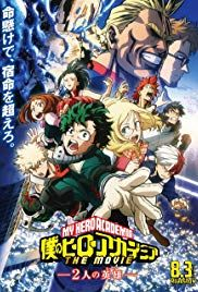 Watch My Hero Academia Two Heroes On Yesmovies With Images