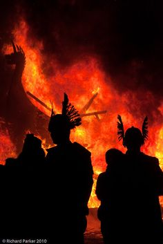 Go to Up Helly Aa- Europe's largest fire festival