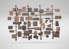 Metal Wall Sculpture - Ethan Allen