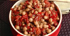 @Forks Over Knives features my Chickpea Ratatouille - perfect cold-weather comfort food... and it's easy!
