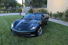 Callaway Corvette SC627 in Lime Rock Green