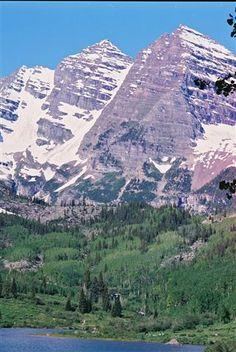 Maroon Bells, Colorado Aspen Colorado, Phuket, Mount Everest, Road Trip, To Go, Scenery, Wanderlust, Around The Worlds, America