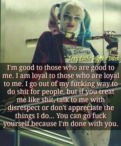 20 Joker Quotes Harley Quinn And The. Check out new joker quotes…. Bitch Quotes, Joker Quotes, Sassy Quotes, Badass Quotes, True Quotes, Quotes To Live By, Best Quotes, Motivational Quotes, Funny Quotes