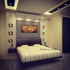 Bedroom False Ceiling Design, Bedroom Furniture Design, Modern Bedroom Design, Master Bedroom Design, Study Room Design, Room Door Design, Home Room Design, House Ceiling Design, Home Building Design