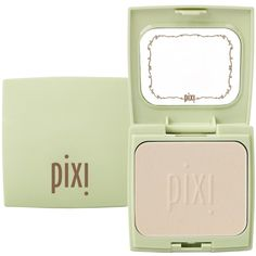 Pixi Flawless Finishing Powder (2975 RSD) ❤ liked on Polyvore featuring beauty products, makeup, face makeup, face powder, translucent and translucent face powder