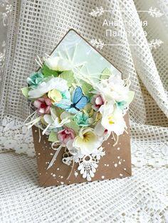 Birthday Card Elegant Scrap 17 Ideas For 2019 Pretty Cards, Cute Cards, Handmade Birthday Cards, Greeting Cards Handmade, Shabby Chic Karten, Scrapbook Box, Shaped Cards, Beautiful Handmade Cards, Pop Up Cards