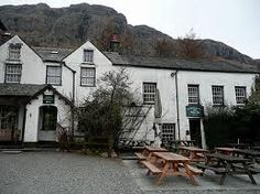 Old Dungeon Ghyll Hotel, Great Langdale