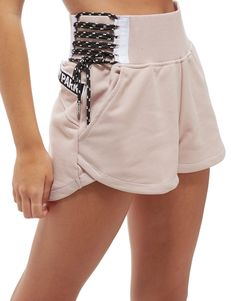 IVY PARK Lace Up Shorts - Shop online for IVY PARK Lace Up Shorts with JD 9f451573a5
