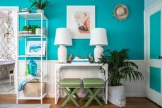 Gutsy With Color: The Year's Most Daringly Colorful Rooms — Best of 2015
