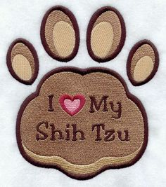 I heart my Shih Tzu