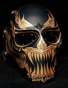 ARMY OF TWO MASK PAINTBALL AIRSOFT BB HOCKEY DJ PARTY PROP PHI TA KHON NO.3