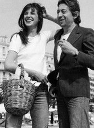 Traverso Collection - 65 years of the Cannes Film Festival - 1973 Cannes Jane Birkin and Serge Gainsbourg attends the Cannes Film Festival Cannes, France ***NO INTERNET USE*** **Available for publication in the UK & USA only. Not for publication in the re