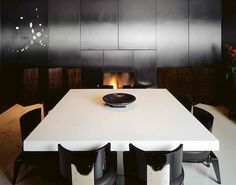 House of Tom Ford Tom Ford Interior, Interior And Exterior, Parsons School Of Design, Dining Area, Kitchen Dining, Dining Rooms, Dining Tables, Modern Interior Design, Interior Architecture