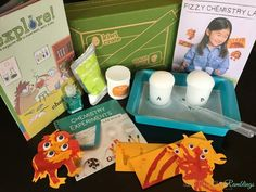 Check out my February 2017 Kiwi Crate Review and get a coupon for your first box. Kiwi Crate is a monthly subscription box designed for children ages 3-7.
