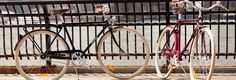 VINTAGE BICYCLES BY PAPILLIONAIRE. MODERN, SIMPLE AND EASY-RIDING, PAPILLIONAIRE BICYCLES MERGE TIMELESS AESTHETICS WITH CONTEMPORARY DESIGN.