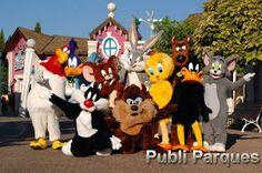 Parque Warner Madrid celebra su 15 aniversario con una amplia oferta de nuevos espectáculos