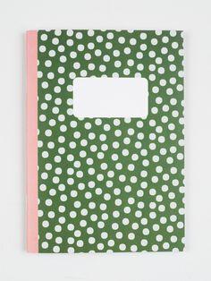 "Muumuru ""Minttu"" A6 Notebook Paper Goods, Notebook, Graphic Design, Shop, The Notebook, Visual Communication, Store, Exercise Book, Notebooks"
