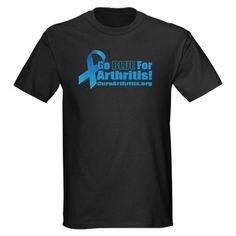 Go Blue For #Arthritis T-Shirt!