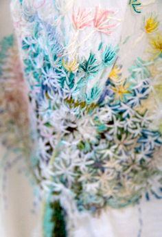 beautiful stitching by Yumiko Arimoto