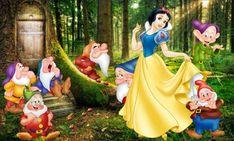 Disney Princess Snow White, Snow White Disney, Disney Princess Pictures, Baby Disney, Disney Art, Snow White Cartoon, Snow White Art, Disney Frames, Disney Quilt