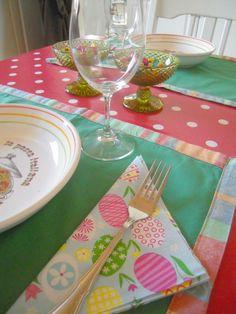 pääsiäinen keittiössä
