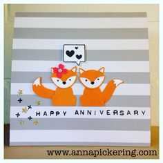 #foxypunch #anniversary #stampinup