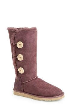 Triple button UGGS @nordstrom