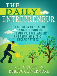 Does your business struggle to generate a decent income? Having trouble landing clients or attracting customers? Want to become a freelancer or start a side hustle? This book will teach you how to be successful and take your business to the next level, by implementing solid systems. http://www.developgoodhabits.com/DE-ebook