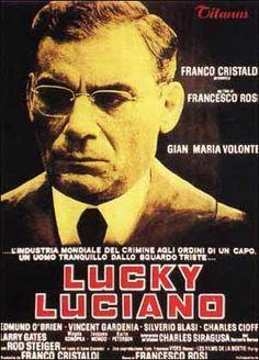 Gian Maria Volonte - Lucky Luciano