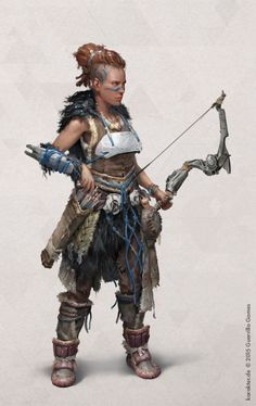 Game Of Thrones Artists Worked On Horizon Zero Dawn