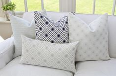 Jane Hornsby Spring Cushion Collection - www.janehornsby.com